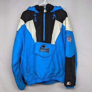 Vintage 1990s Carolina Panthers Starter Pullover